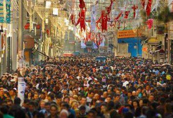 La población de Estambul (Turquía): Descripción general de la ciudad