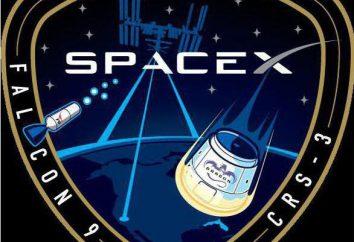 Amerikanische Rakete Falcon 9: Eigenschaften und Foto