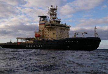 """Icebreaker """"Vladivostok"""": caratteristiche tecniche, foto. Test rompighiaccio """"Vladivostok"""""""