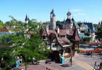 Disneyland, Francia. Disneyland Paris