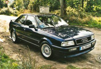 """""""Audi 80 B4"""": specifiche tecniche"""
