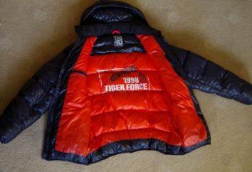 Tiger Force – veste, qui répond aux attentes