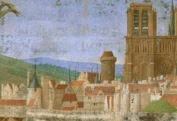 Formação de cidades medievais. O surgimento e desenvolvimento das cidades medievais da Europa