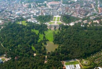 Karlsruhe (Allemagne): description, attractions, photo