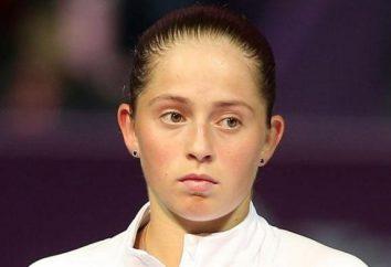 Łotewski tenisista Jelena Ostapenko: Biografia i kariera w sporcie