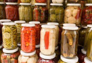 Warzywa w puszkach: Główne rodzaje i sposoby ich wytwarzania