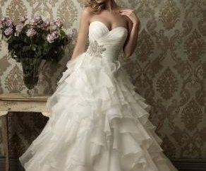 Sukienki z bajki: bujne sukienki ślubne