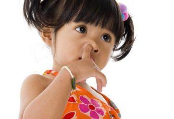 ¿Por qué es el sangrado de la nariz en los niños: causas y eliminar el problema