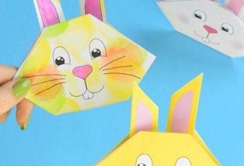Como fazer um coelho sem papel (para iniciantes)