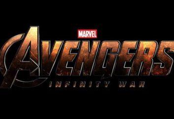 """Comment les nouveaux membres du casting? """"The Avengers: Infinity War"""" – une continuation de la saga de super-héros"""