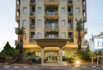 Santa Marina Deluxe 4 * (Turchia / Antalya) – foto, prezzi, descrizioni, recensioni di turisti