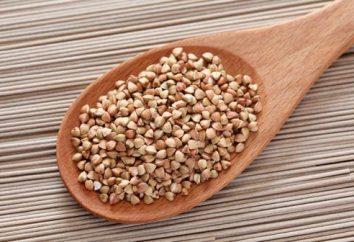 Buckwheat dieta para perder peso – comentários necessárias?