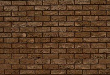 Cegła Brown: Zalety i funkcje