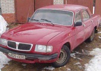 GAZ-31029 – l'auto leggendaria