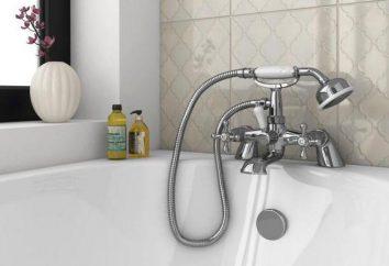 Urządzenie mikser do łazienki. Rodzaje, budowa i naprawa mikserów