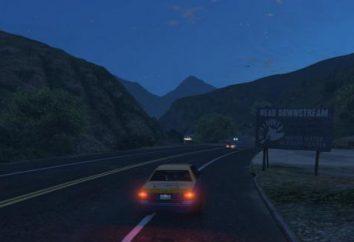 """""""GTA: Truckers"""". modifiche Caratteristiche"""