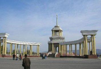 Tagikistan. Kulyab – storia della città