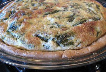 Piatti acetosa: ricetta della torta, zuppe e insalate