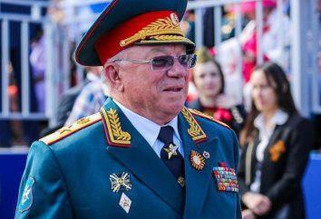 Ogólne Anatolij Kulikow – Asystent Ministra Spraw Wewnętrznych Federacji Rosyjskiej: biografia, nagrody