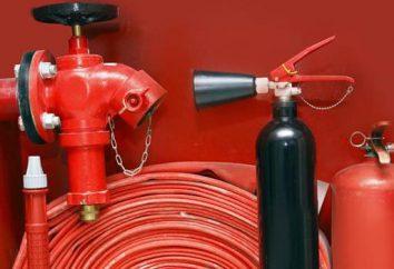 Qual é a recarga de extintores de incêndio? As normas básicas e regras de procedimento