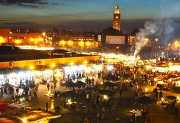 zabytki historyczne Marrakeszu, wywołujące emocje wśród turystów