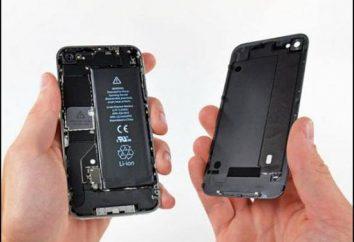 """Como desmontar """"iPhone 4"""" sem ferramentas especiais;"""