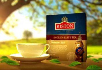 """""""Riston"""" – chá prémio"""