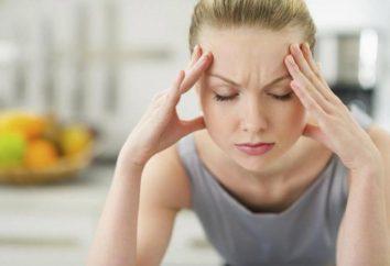 ¿Por qué tener un dolor de cabeza antes de la menstruación: Posible causas y tratamiento