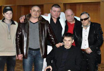 Aleksandr Severov – Achsschenkelbolzen