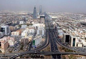 La capital de Arabia Saudita – Riad