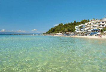 Kallithea (Chalkidiki): Sehenswürdigkeiten und Stränden der griechischen Ferienort