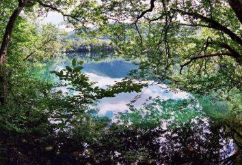 Blue Lake CBD: Beschreibung, Tiefe, interessante Fakten und Bewertungen
