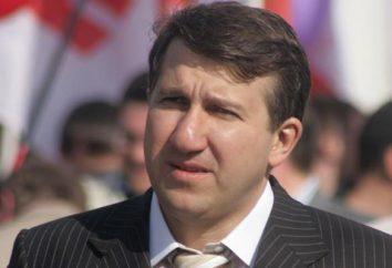 Gregory Anikeev: foto, biografia, la famiglia, i contatti