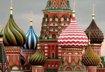 Cathédrale Saint-Basile, à Moscou – la huitième merveille du monde