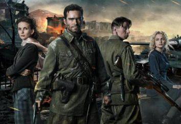 """O filme """"Stalingrad"""": atores e papéis"""