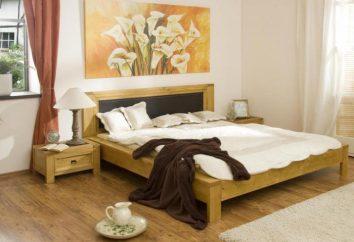 5 camere da letto soluzioni interne corrispondenti a Feng Shui