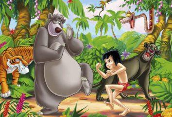 """« Mowgli » Qui a écrit cela? """"Mowgli"""", Kipling"""