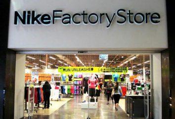 Nike dyskonty (Moskwa, Rosja): Adres