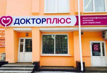 Clinica privata Yekaterinburg: recensione, Valutazione, esperti e recensioni