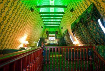 "Green House ( ""Casa Verde""), Tyumen, st. Nikolaya Fedorova, 9 :. fotos y comentarios"