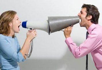 fracaso comunicativo: definición, tipos, causas