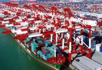 Où se trouve le plus grand port du monde? Notes et faits intéressants sur les ports maritimes