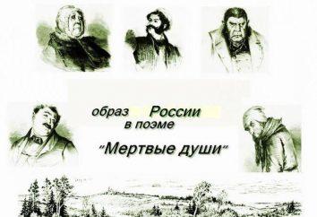 L'image de la Russie dans le poème « Dead Souls »: analyse artistique. Les images des propriétaires dans le travail de Nikolai Gogol