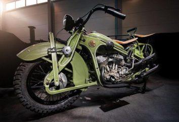 Moto PMZ-A-750: l'histoire de la création, la structure, les caractéristiques