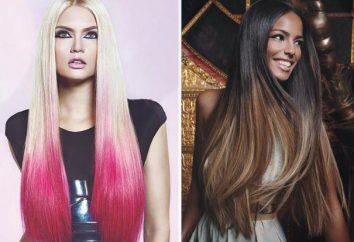 Color spray for hair: la meilleure façon de rendre une coiffure irrésistible