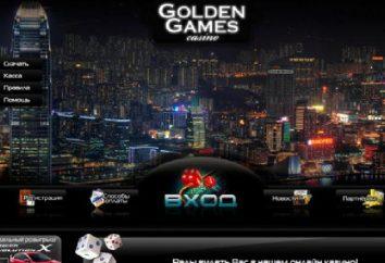 Golden Games Casino: recenzje. Jak pokonać Złote Gry Casino?