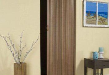 Installare porte pieghevoli – dispone di una descrizione passo passo e recensioni