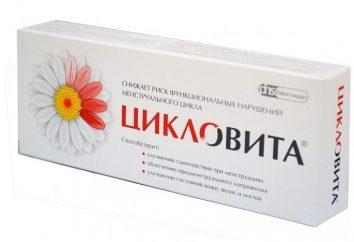 """Vitaminpräparat für Frauen – Indikationen für die Verwendung, Merkmale und Bewertungen. """"Tsiklovita"""" – was ist das Merkmal dieses Additiv?"""