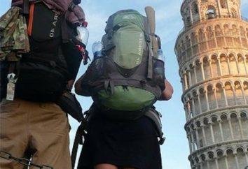 Preparación para una caminata! ¿Cómo elegir una mochila de viaje?