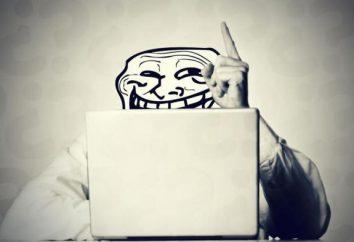 Dlaczego ludzie troll z Internetu?